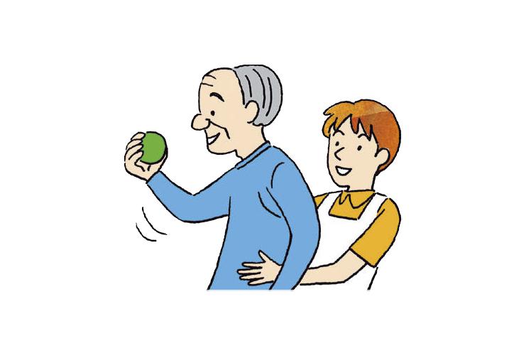 片麻痺の人のためのゲームレクの配慮