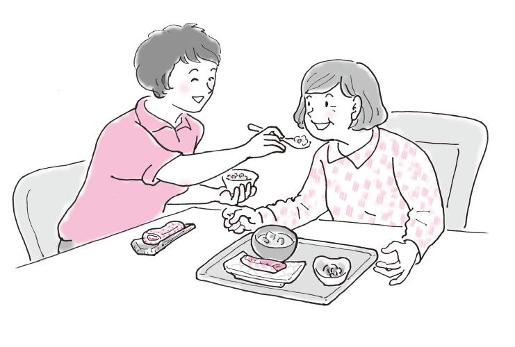 A:食事介助がうまくいきません【後編】