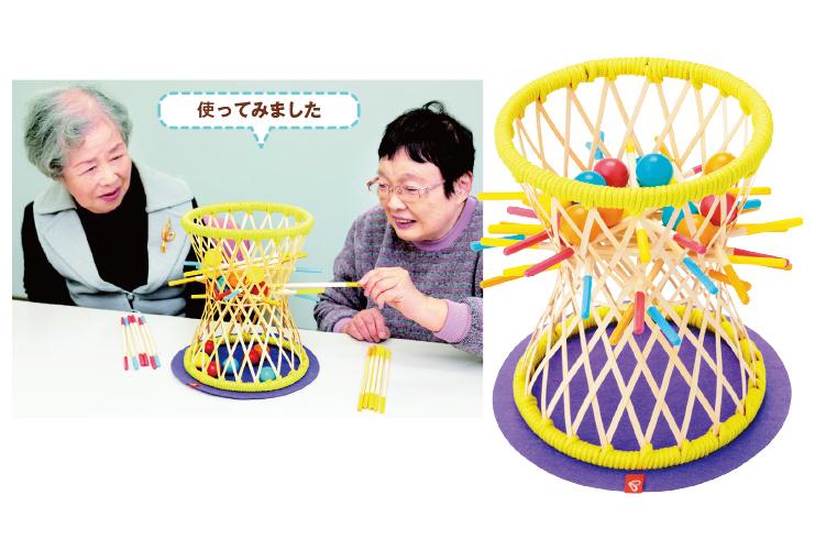 指先と頭を使う戦略ゲーム「パリナ」